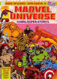 Cover Thumbnail for Marvel Top-Classics (Condor, 1980 series) #19