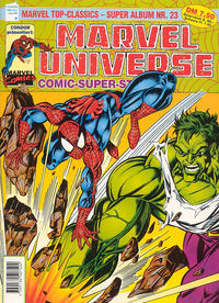 Cover Thumbnail for Marvel Top-Classics (Condor, 1980 series) #23