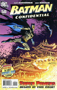 Cover Thumbnail for Batman Confidential (DC, 2007 series) #50