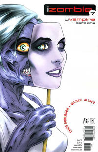 Cover Thumbnail for I, Zombie [iZombie] (DC, 2010 series) #7
