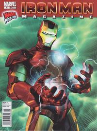 Cover Thumbnail for Iron Man Magazine (Marvel, 2010 series) #4