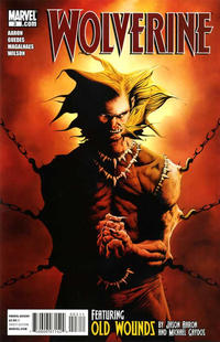 Cover Thumbnail for Wolverine (Marvel, 2010 series) #3