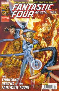 Cover Thumbnail for Fantastic Four Adventures (Panini UK, 2010 series) #10