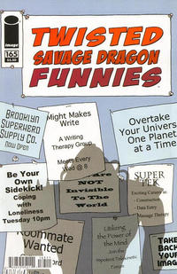 Cover Thumbnail for Savage Dragon (Image, 1993 series) #165