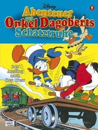 Cover Thumbnail for Abenteuer aus Onkel Dagoberts Schatztruhe (Egmont Ehapa, 2004 series) #9