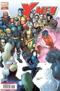 Cover Thumbnail for X-Men (Panini España, 2006 series) #8
