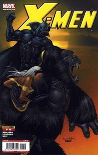 Cover Thumbnail for X-Men (Panini España, 2006 series) #10