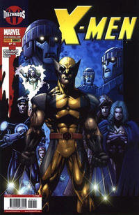 Cover Thumbnail for X-Men (Panini España, 2006 series) #11
