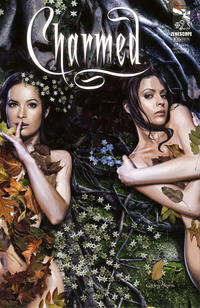 Cover Thumbnail for Charmed (Zenescope Entertainment, 2010 series) #2
