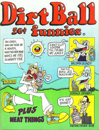 Cover Thumbnail for Dirt Ball Funnies (Kitchen Sink Press, 1972 series)