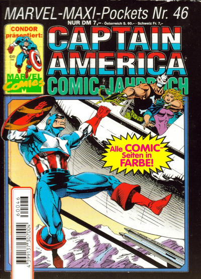 Cover for Marvel-Maxi-Pockets (Condor, 1980 series) #46