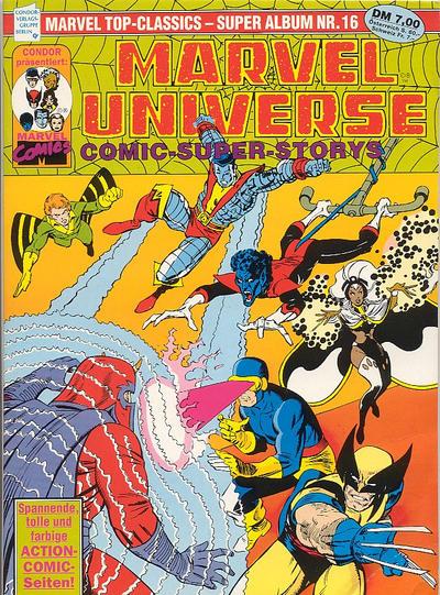 Cover for Marvel Top-Classics (Condor, 1980 series) #16