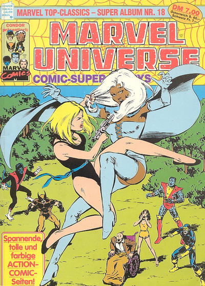 Cover for Marvel Top-Classics (Condor, 1980 series) #18