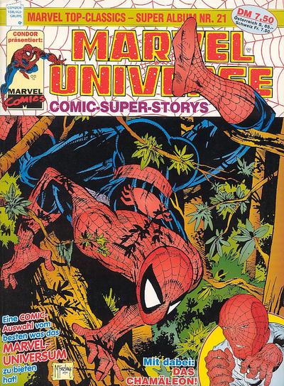 Cover for Marvel Top-Classics (Condor, 1980 series) #21