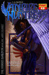 Cover for L.A. Banks' Vampire Huntress: The Hidden Darkness (Dynamite Entertainment, 2010 series) #1