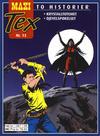 Cover for Maxi Tex (Hjemmet / Egmont, 2008 series) #13 - Krystalltotemet; Djevelspøkelset