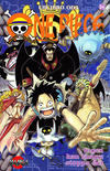 Cover for One Piece (Bonnier Carlsen, 2003 series) #54