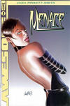 Cover for Menace (Awesome, 1998 series) #1 [Cover C]