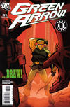 Cover Thumbnail for Green Arrow (2001 series) #61 [Second Printing]