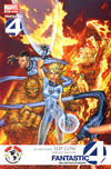 Cover Thumbnail for Fantastic Four (1998 series) #554 [Variant Edition - Marc Silvestri]