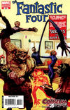 Cover Thumbnail for Fantastic Four (1998 series) #554 [Coliseum of Comics Variant Cover]