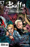 Cover for Buffy the Vampire Slayer Season Eight (Dark Horse, 2007 series) #38 [Alternate Cover - Georges Jeanty, Dexter Vines, & Michelle Madsen]