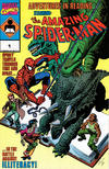 Cover for Adventures in Reading Starring the Amazing Spider-Man (Marvel, 1990 series) #1 [Marvel Comics Edition]