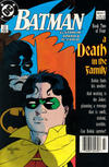 Cover Thumbnail for Batman (1940 series) #427 [Newsstand]