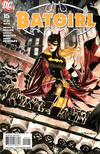 Cover for Batgirl (DC, 2009 series) #15