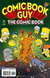 Cover for Bongo Comics Presents Comic Book Guy: The Comic Book (Bongo, 2010 series) #5