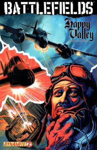 Cover for Battlefields (Dynamite Entertainment, 2009 series) #2