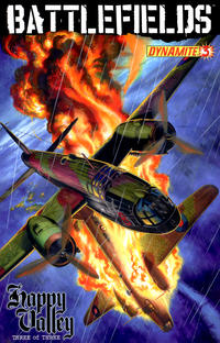 Cover Thumbnail for Battlefields (Dynamite Entertainment, 2009 series) #3