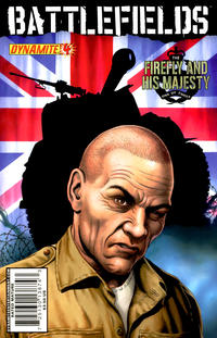 Cover Thumbnail for Battlefields (Dynamite Entertainment, 2009 series) #4