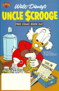 Cover Thumbnail for Walt Disney's Mickey Mouse and Uncle Scrooge - Free Comic Book Day (Gemstone, 2004 series)