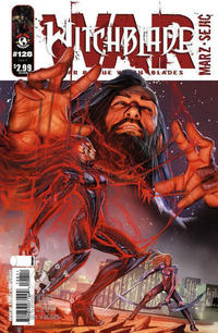Cover Thumbnail for Witchblade (Image, 1995 series) #128