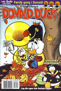 Cover Thumbnail for Donald Duck & Co (Hjemmet / Egmont, 1997 series) #44/2010