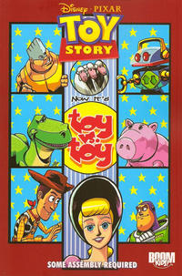 Cover Thumbnail for Toy Story: Some Assembly Required (Boom! Studios, 2010 series) #[nn]
