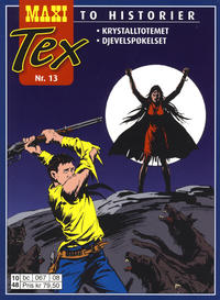 Cover Thumbnail for Maxi Tex (Hjemmet / Egmont, 2008 series) #13