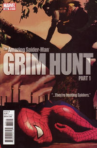 Cover Thumbnail for The Amazing Spider-Man (Marvel, 1999 series) #634 [50/50 - Mike Fyles Cover]