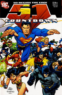 Cover Thumbnail for Countdown (DC, 2007 series) #51