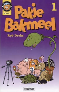 Cover Thumbnail for Pakje Bakmeel (Studio Noodweer, 2006 series) #1