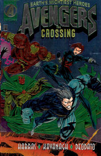 Cover Thumbnail for Avengers: The Crossing (Marvel, 1995 series) #1