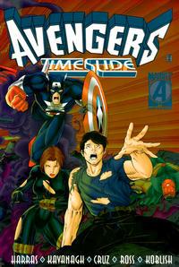Cover Thumbnail for Avengers: Timeslide (Marvel, 1996 series)