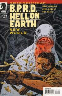 Cover Thumbnail for B.P.R.D.: Hell on Earth — New World (Dark Horse, 2010 series) #4