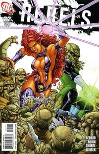 Cover Thumbnail for R.E.B.E.L.S. (DC, 2009 series) #22