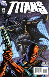 Cover Thumbnail for Titans (DC, 2008 series) #29