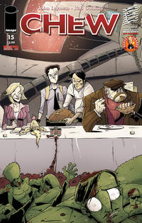 Cover Thumbnail for Chew (Image, 2009 series) #15