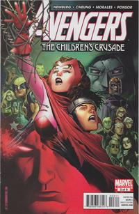 Cover Thumbnail for Avengers: The Children's Crusade (Marvel, 2010 series) #3