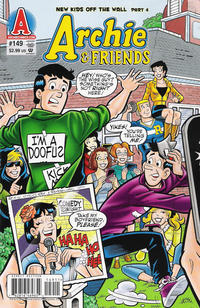 Cover Thumbnail for Archie & Friends (Archie, 1992 series) #149
