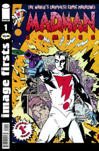 Cover Thumbnail for Image Firsts: Madman (Image, 2010 series) #1